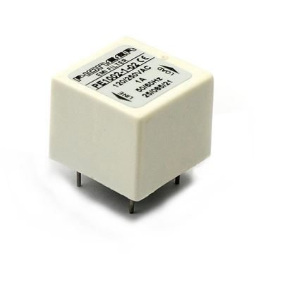 PE1002 White Low Cost PCB-mounting Filter
