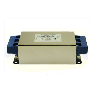 PE3200 Three Phase Two Stage EMC/RFI Filter for Industrial Motor Drive Applications